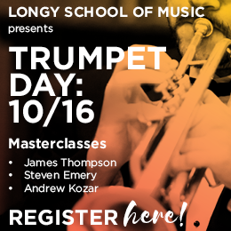 2016 Longy School of Music Trumpet Day