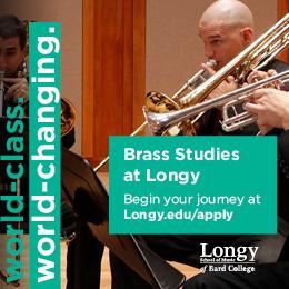 Longy Brass Department